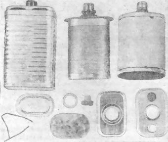 Коробка обр. 1919г.