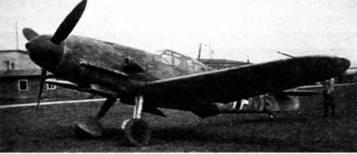 «Фридрих» отличался от ранних модификаций Bf 109 улучшенными аэродинамическими формами