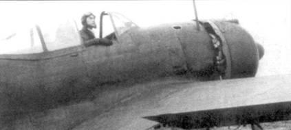 Ku-43-III-Ko штурмовой части (камикадзе), база Чофу в районе Токио, март 1945 года.