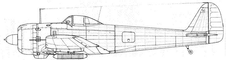 Ki 43-II-Каи