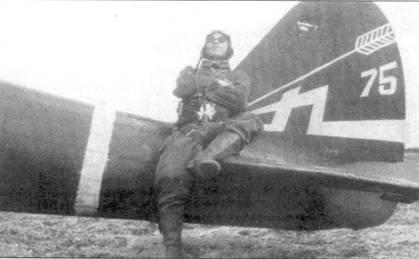 «Хаябусы» из 19-го симбутая, весна 1945 года.