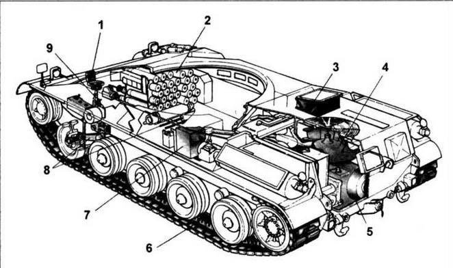 Модернизация корпуса танка АМХ-30: