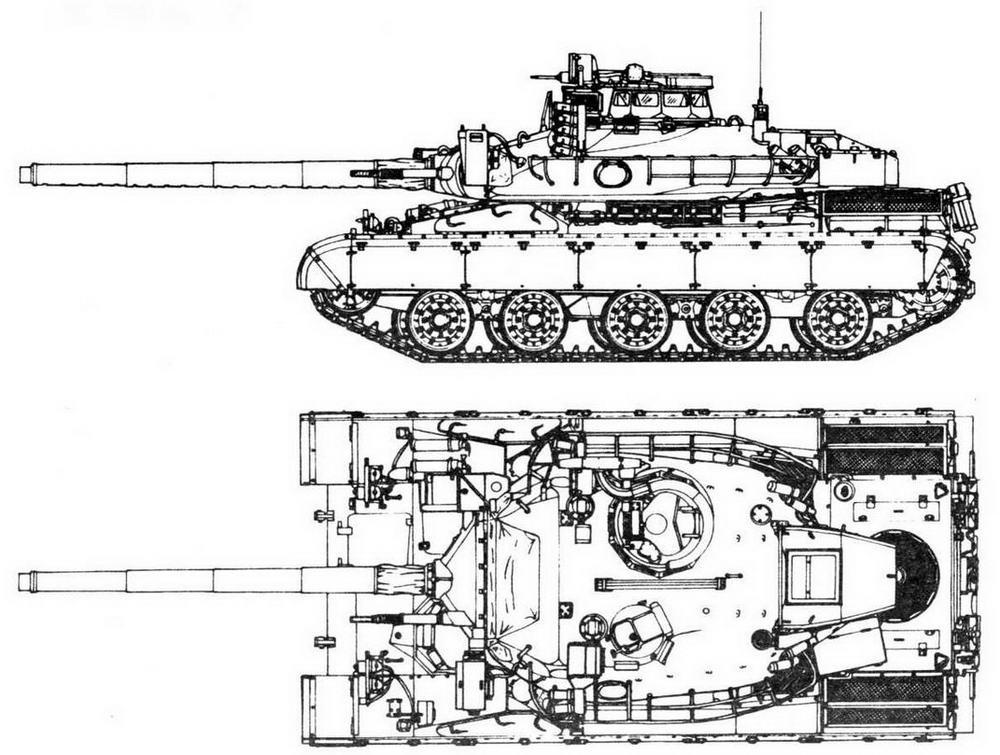 АМХ-30В2, 1991 год