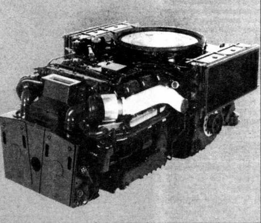 Двигатель MTU МВ833 Ка501