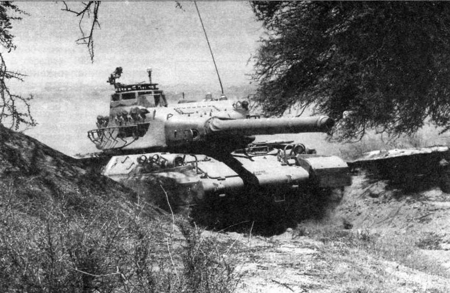 Основной боевой танк Супер АМХ-30