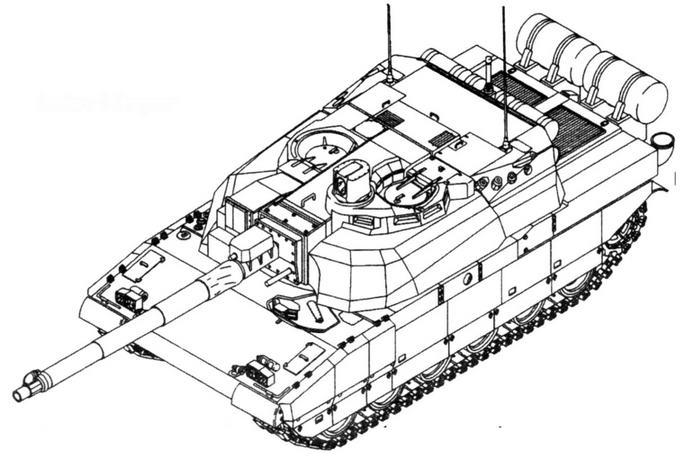 Leclerc 1-й серии