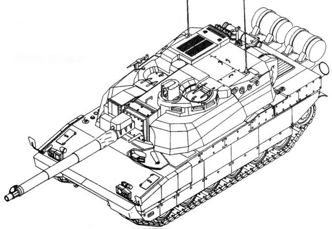 Leclerc 2-й серии