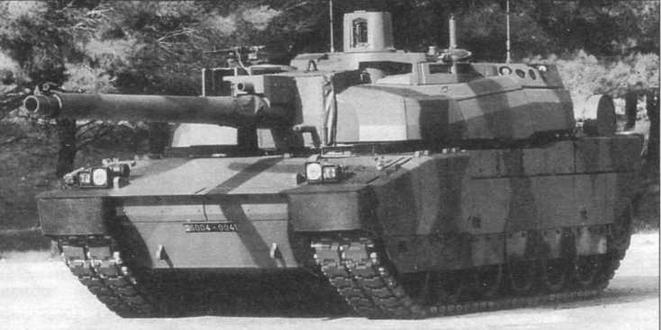 «Леклерк» 2-й серии в «цветах» французской армии