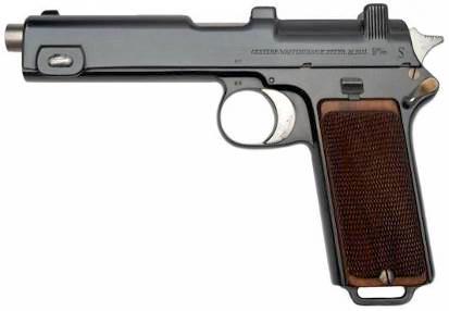 Steyr M1911 / M1912 / Steyr Hahn
