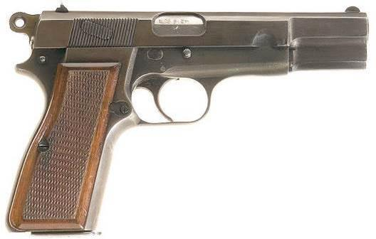 FN Browning High Power