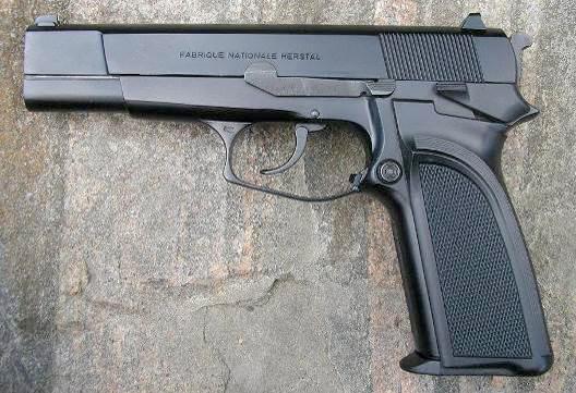 FN Browning BDA