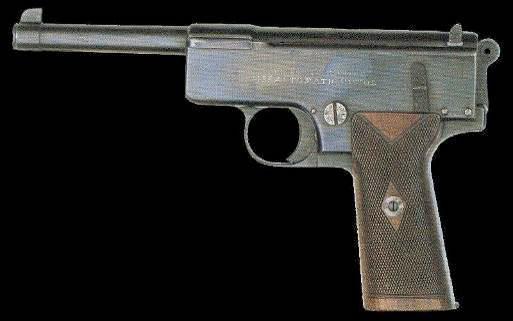 Webley & Scott Model 1904 .455