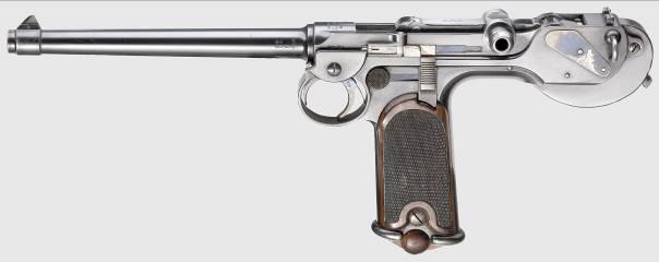 Borchardt-Luger model 1900