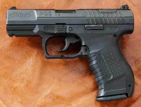 Walther P99 / P99 AS / P99 QA / P99 DAO / P99c AS / P99c QA / P99cDAO