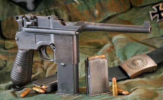 Mauser M.712
