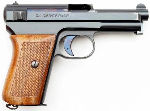 Mauser 1914 / 1934