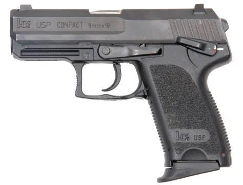 Heckler und Koch USP / USP Tactical / USP Compact / USP 45 CT