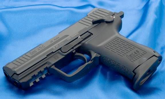 Heckler und Koch HK 45 / HK 45C / HK 45T / HK 45CT