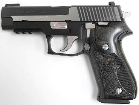 Sig Sauer P220 / P220 DAK / P220 SAO / P220 Equinox / P220 ST