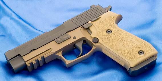 Sig Sauer P220 Combat / P220 Combat TB