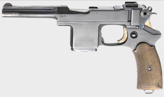 Bergmann-Bayard M1903 / M1910 / M1910/21