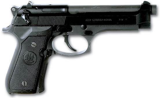 Beretta 92FS / M9 / M9A1 / 92A1