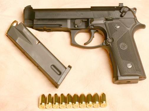 Beretta 92FS Vertec / 96FS Vertec