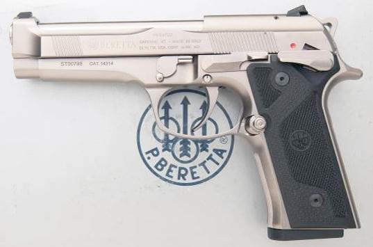 Beretta 92 Steel-I / 96 Steel-I