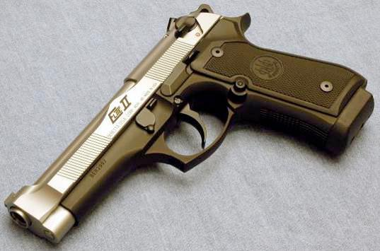 Beretta 92G Brigadier Elite II / 96G Brigadier Elite II