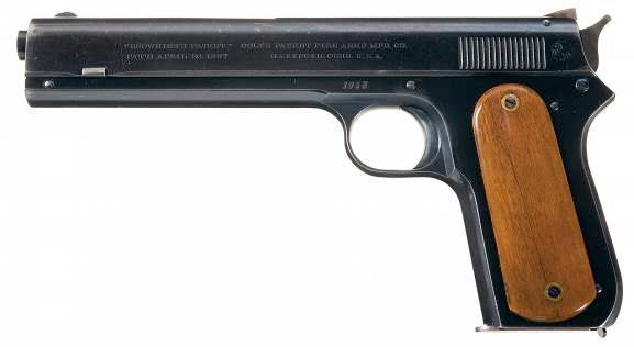 Colt Model 1900 / Model 1902 / Model 1903 Pocket Hammer / Model1905