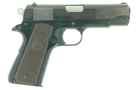 Colt Combat Commander