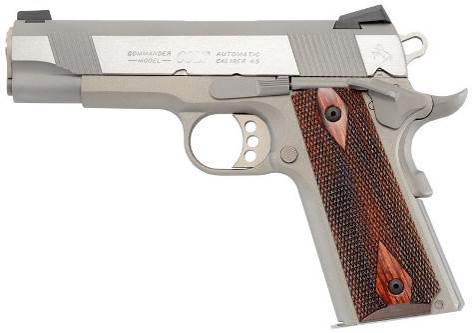 Colt XSE Lightweight Commander Model