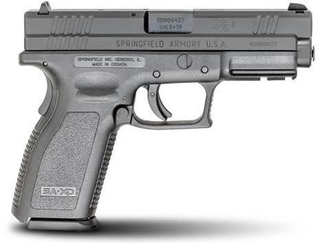 Springfield Armory XD
