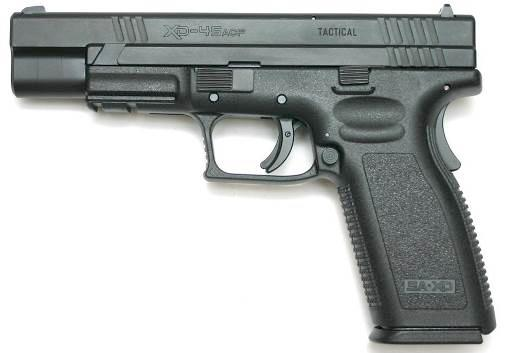 Springfield Armory XD Tactical