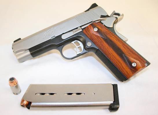 Kimber Compact CDP II