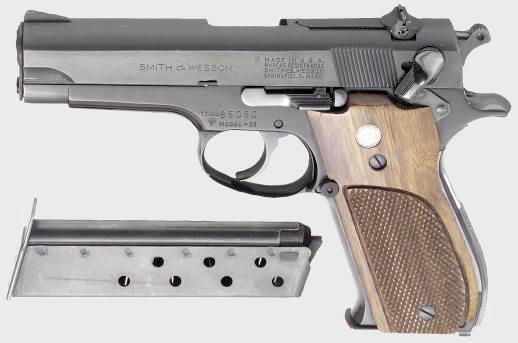 Smith & Wesson Model 39 / MK22 Mod 0 / Model 59