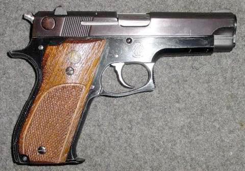 Smith & Wesson Model 439 / Model 539 / Model 639
