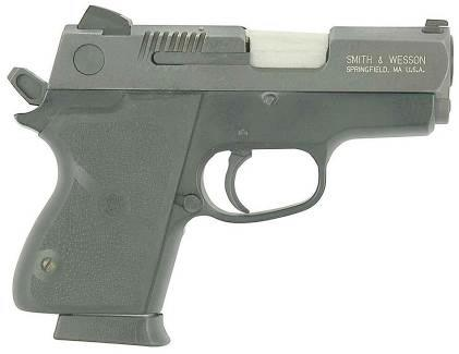 Smith & Wesson Model CS9 Chief's Special / Model CS45 Chief's Special
