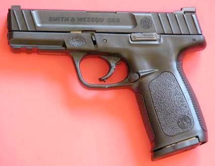 Smith & Wesson SD9 / SD40