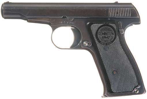 Remington model 51