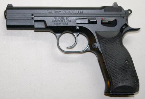 Sarsilmaz Kilinc 2000 Mega / Kilinc 2000 Light / Armalite AR-24 /Armalite AR-24 Compact