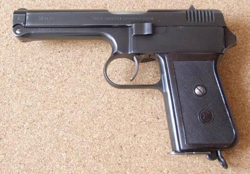 CZ 38 / Vz.38 / Pistole 38(t)