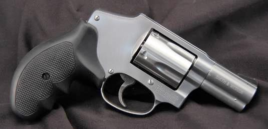 В настоящее время одним из наиболее популярных и продаваемых компактных пятизарядных револьверов с коротким стволом является Smith & Wesson Model 640. Многие называют его лучшим карманным револьвером из когда-либо выпускавшихся, благодаря отличному сочетанию таких качеств как компактность, простота в применении, надежность, точность стрельбы и удобство. Современный