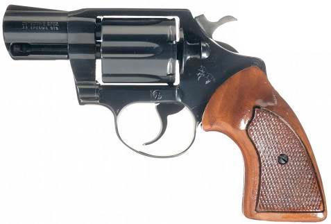 Colt Detective Special пятой модели (fifth model), производившиеся с 1972 по 1987 гг., отличаются кожухом оси экстрактора, формой мушки с пологой верхней гранью и щечками рукоятки оборачивающего типа. Detective Special обладает хорошим балансом и легко управляем при ведении стрельбы.