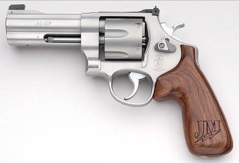 Револьверы – прошлое, настоящее, будущее