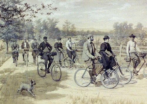 Револьверы Велодог