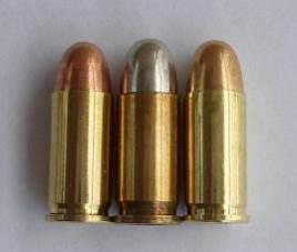 7,65X17HR (7,65mm Browning / .32 ACP / .32 Auto / 7,65x17 SR)