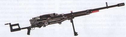 :2,7-ми пулемет «Коод» пехотный 6П50-1 на сошках 6Т19