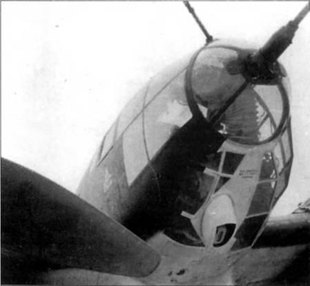 Не-111Н-6 (А1+ЕВ) из KG-53 «Легион Кондор» в полете над Западной Европой, середина 1940 г. Самолет приписан к штабному звену I группы 53-й эскадры; Литера «Е» – светло-зеленого цвета (RLM-25, FS 34115). Эскадра KG-53 являлась официальной наследницей воевавшего в Испании легиона «Кондор».