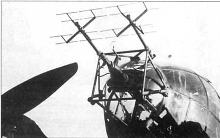 Не-111Н-18, оснащенный радаром FuG- 200 «Лихтенштейн», РЛС «Лихтенштейн» использовалась для точного выхода на цель бомбардировщиков в сложных метеоусловиях и ночью. 20-мм пушка MG- FF в носовой части фюзеляжа сохранена. Небольшое количество Не-111Н-18 принимало участие в боевых действиях на Восточном и Западном фронтах в 1944 г.